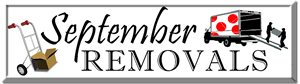 September Removals Logo